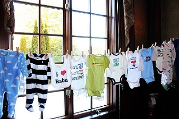 colección de ropa infantil